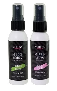 BÜSSIE BROWS - SETTING SPRAY/ DUO