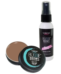 BÜSSIE BROWS - DUO LIGHT ROSE